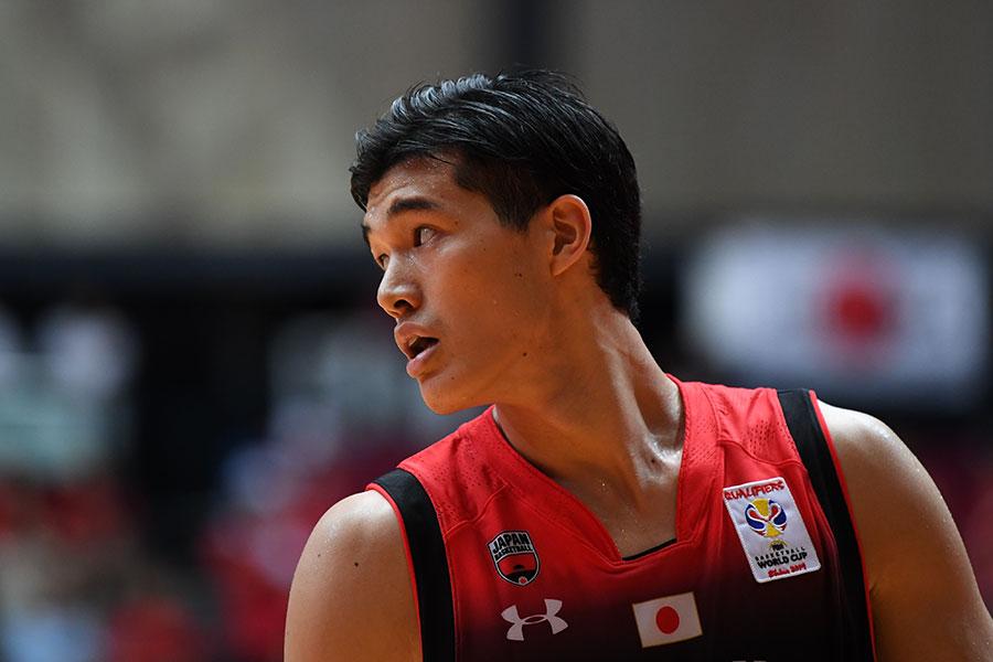 NBAデビューを果たした渡辺雄太【写真:Getty Images】