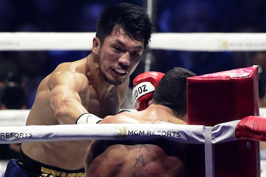 WBA世界ミドル級王者・村田諒太【写真:Getty Images】