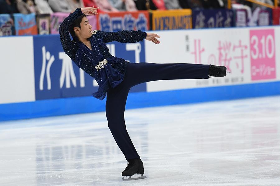 織田信成さん【写真:Getty Images】