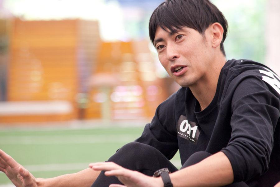 球界でも珍しい「スプリントコーチ」として阪神を指導してきた秋本真吾氏【写真:mika】