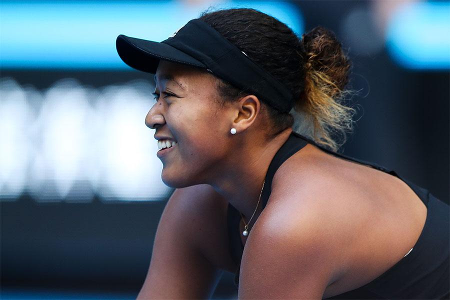 女子テニスの世界ランク4位・大坂なおみ【写真:Getty Images】