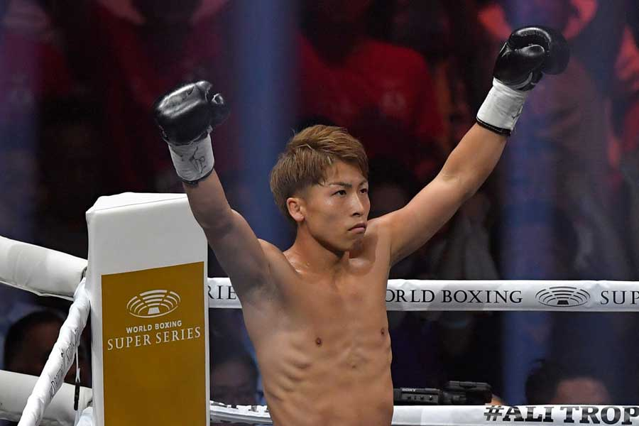 WBSS準決勝でロドリゲスと対戦する井上尚弥【写真:Getty Images】