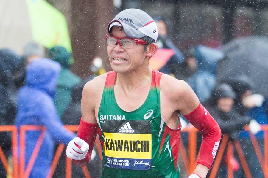 川内も出場したベネチア・マラソンの異様な様子が話題だ【写真:Getty Images】