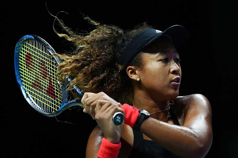 女子テニスの世界ランク5位大坂なおみ【写真:Getty Images】