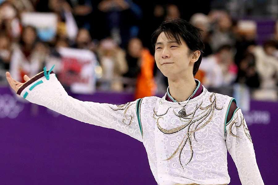 羽生のライバルドミトリエフが4回転アクセルに挑戦する可能性が報じられた【写真:Getty Images】