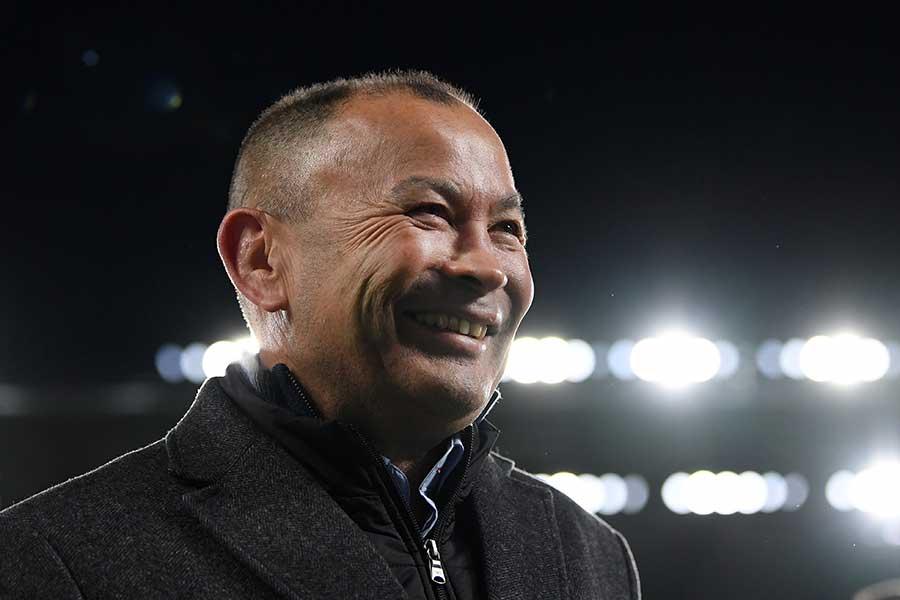 前日本代表ヘッドコーチ(HC)のエディー・ジョーンズ氏【写真:Getty Images】