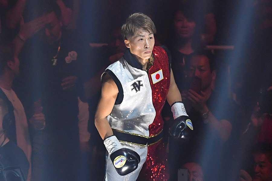 WBSSバンタム級で準決勝に進んでいる井上尚弥【写真:Getty Images】