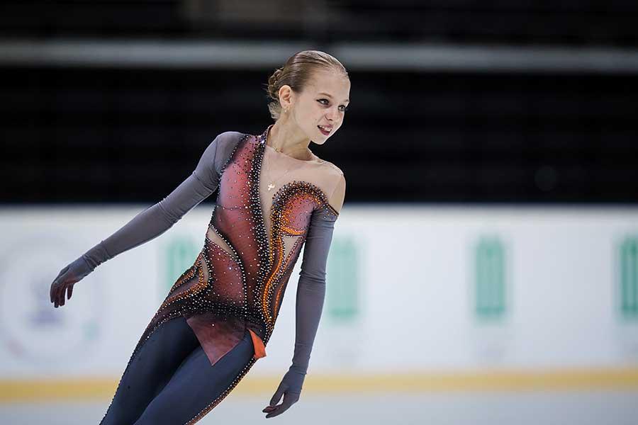 アレクサンドラ・トルソワ【写真:Getty Images】