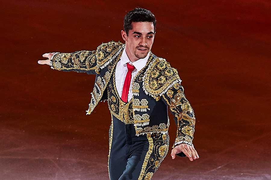 1月に競技引退することを表明したフェルナンデス【写真:Getty Images】