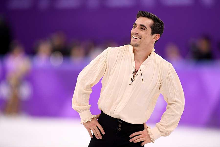 来年1月に競技引退することを表明したフェルナンデス【写真:Getty Images】