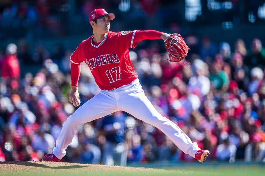 MLBインスタグラムの変化球特集に大谷も選出されている【写真:Getty Images】