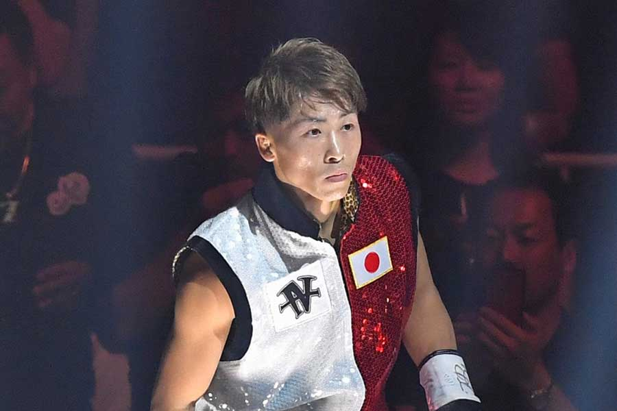 WBA王者の井上尚弥【写真:Getty Images】