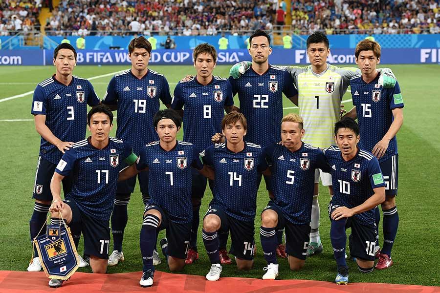 ロシアW杯で日本は下馬評を覆し、ベスト16に進出した【写真:Getty Images】