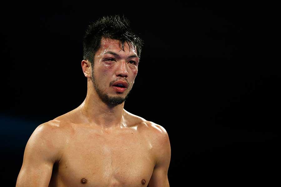 ボクシングの前WBA世界ミドル級王者・村田諒太【写真:Getty Images】