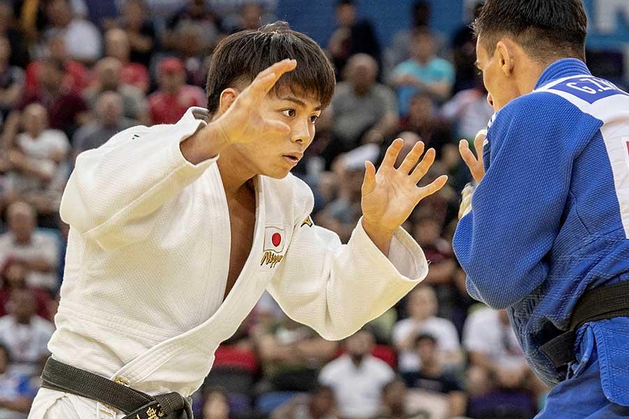 2020年東京五輪で金メダルが期待される阿部一二三【写真:Getty Images】