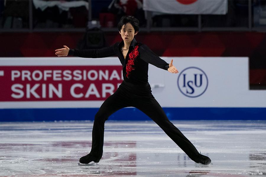 島田高志郎【写真:Getty Images】