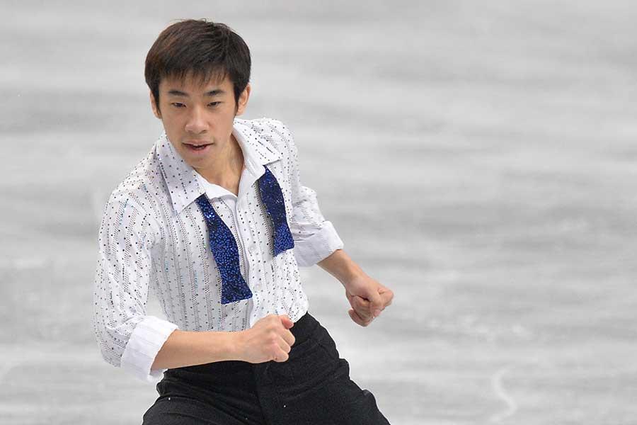 バンクーバー五輪代表の織田信成さん【写真:Getty Images】