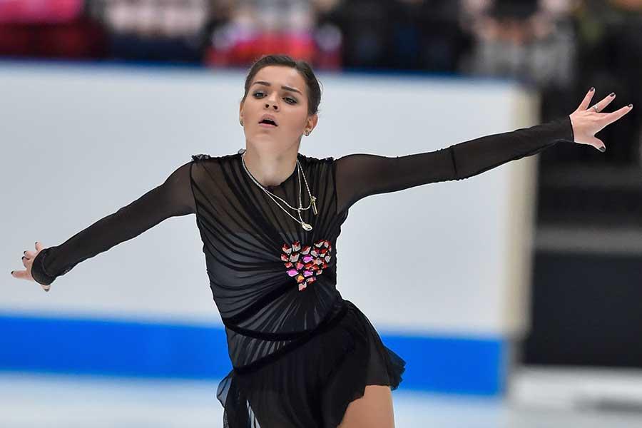 アデリーナ・ソトニコワ【写真:Getty Images】