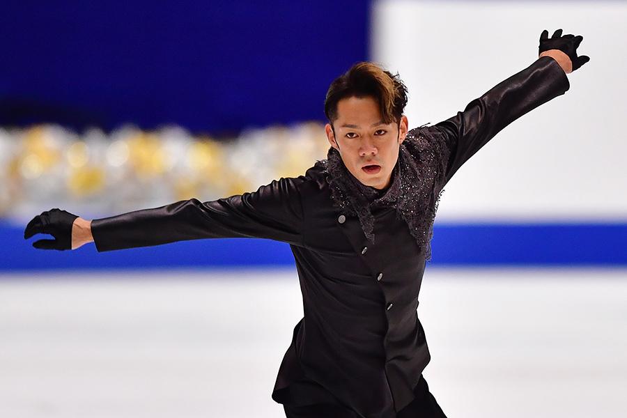 ファンを魅了し続ける高橋大輔【写真:Getty Images】