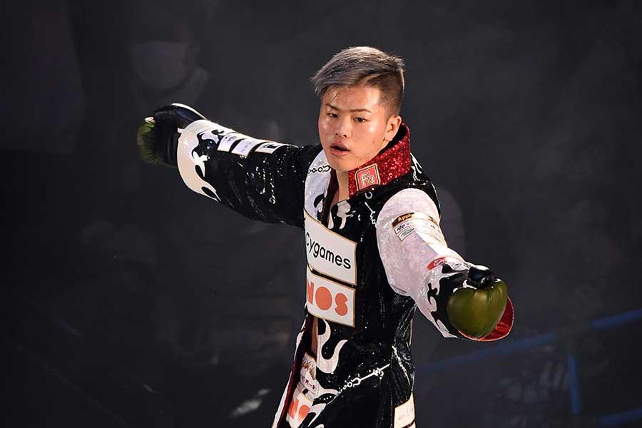 那須川天心【写真:Getty Images】