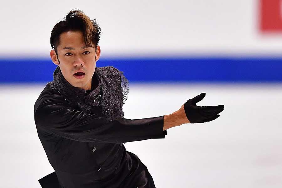 全日本選手権で2位に入り改めて存在感を見せつけた高橋大輔【写真:Getty Images】