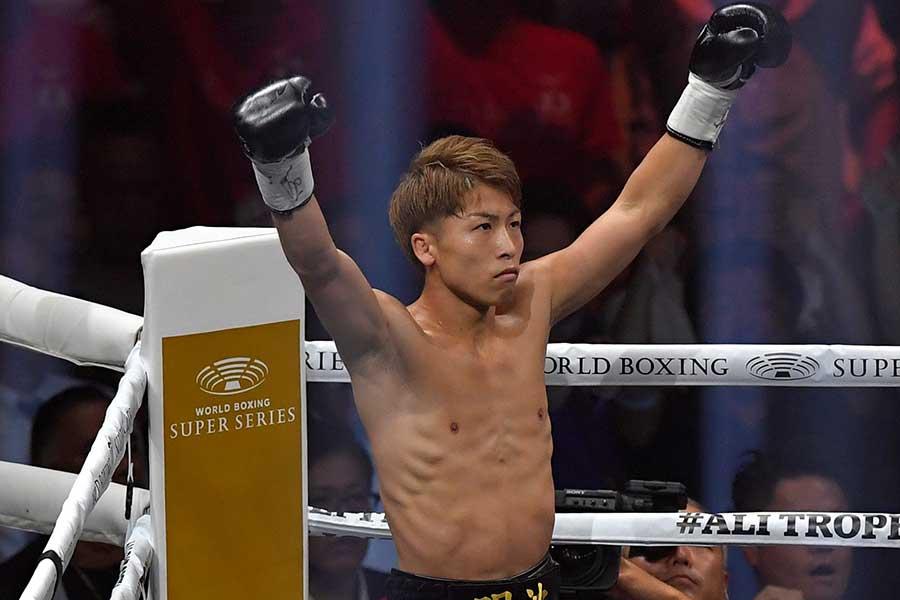 WBA王者・井上尚弥【写真:Getty Images】
