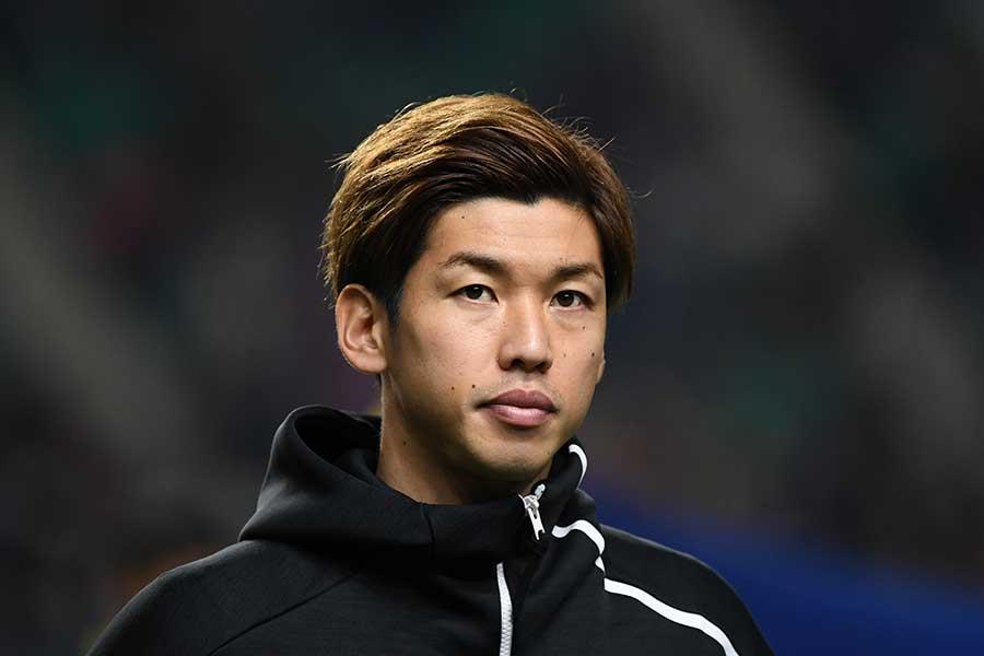 サッカー日本代表の大迫勇也【写真:Getty Images】
