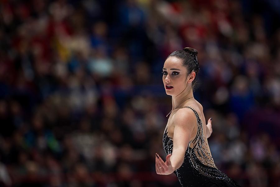 カナダ選手権出場の仲間にエールを送ったオズモンド【写真:Getty Images】