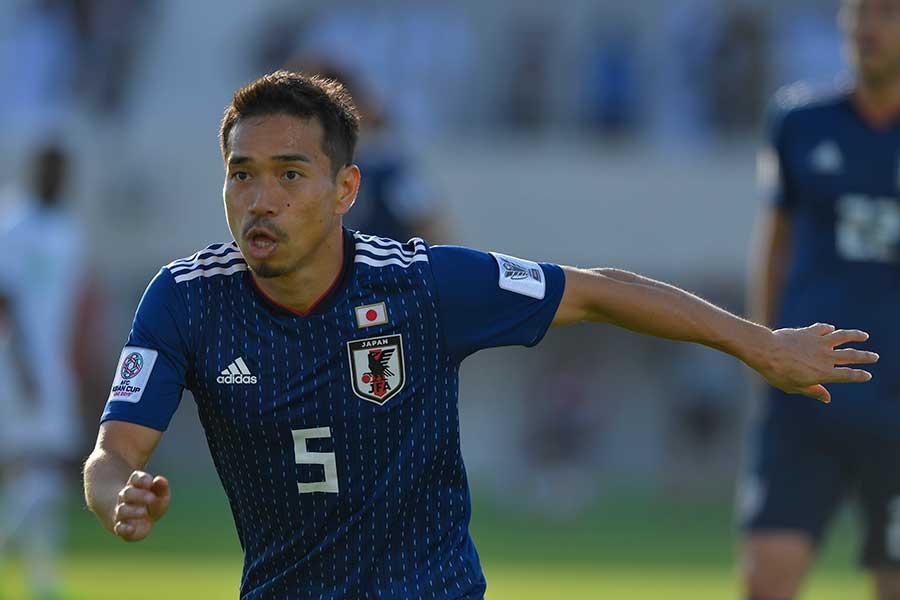 サッカー日本代表の長友佑都【写真:Getty Images】