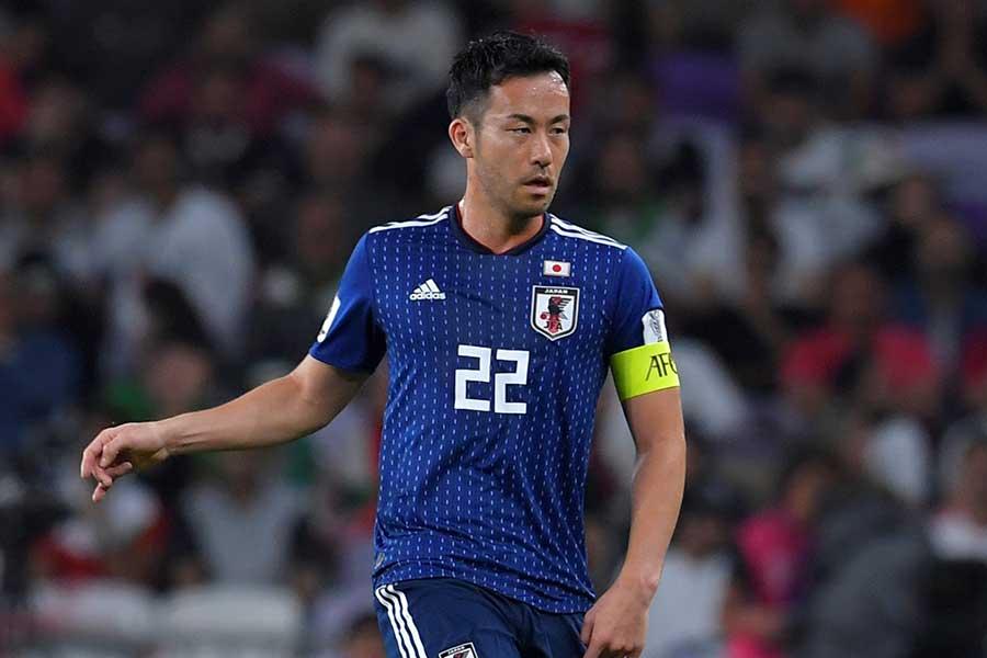 サッカー日本代表の吉田麻也【写真:Getty Images】