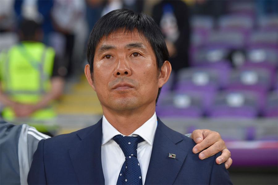 日本代表の森保一監督【写真:Getty Images】