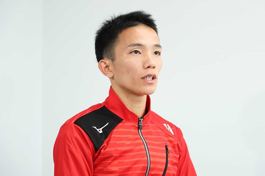 アジア大会で一躍、東京五輪の有力候補に名乗りを上げた【写真:荒川祐史】
