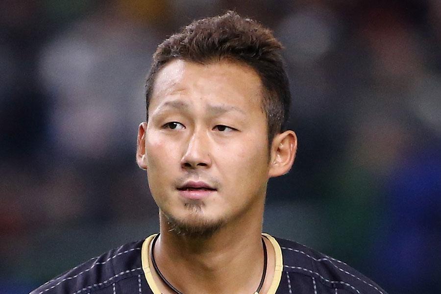 日本ハム・中田翔【写真:Getty Images】