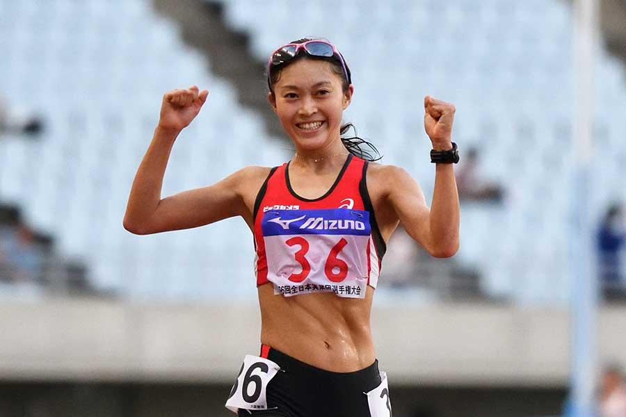 東京五輪メダル候補として期待される岡田