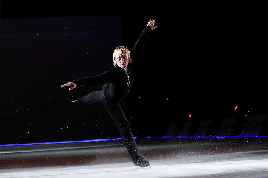 エフゲニー・プルシェンコ【写真:Getty Images】