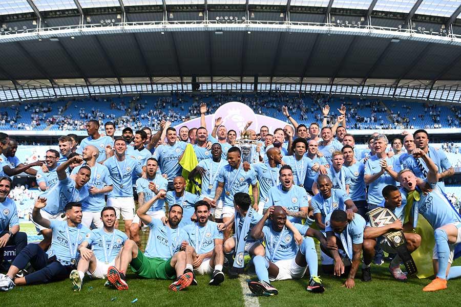 プレミアリーグを2019-2020シーズンより3シーズンにわたり、全試合独占放映する。【写真:Getty Images】