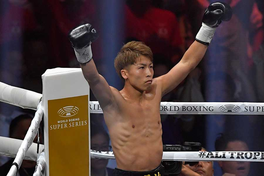 WBA世界バンタム級王者・井上尚弥【写真:Getty Images】