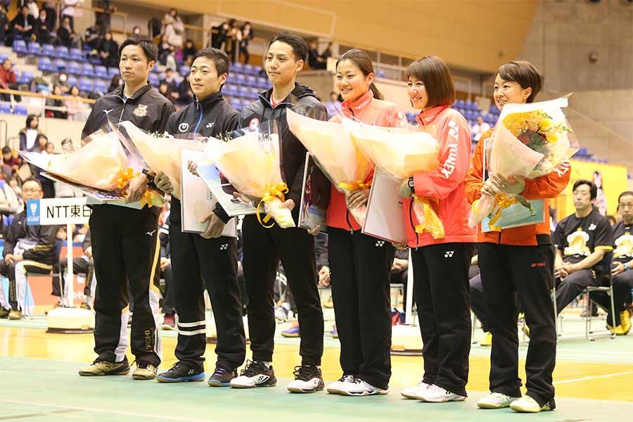 上田拓馬、「フジカキ」ペアら今季での引退を発表した6選手【写真:平野貴也】
