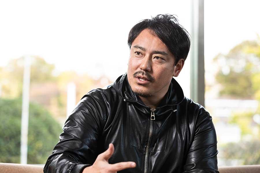 皆川氏にセカンドキャリア論と人を育てる難しさについて聞いた【写真:松橋晶子】