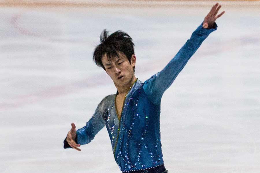 チャレンジ・カップを制覇した山本草太【写真:Getty Images】