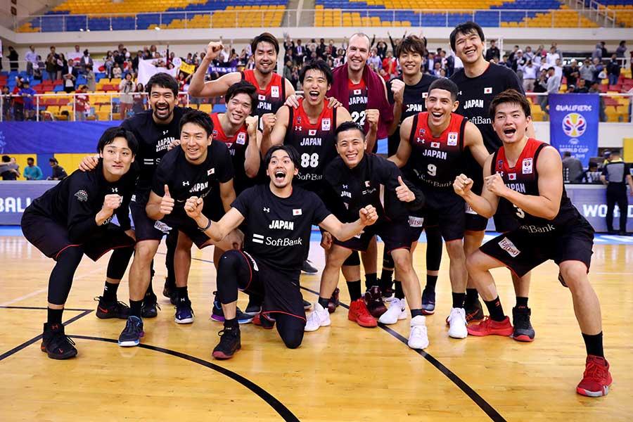 DAZNではFIBAバスケットボールワールドカップ抽選会2019の抽選会をライブ配信する【写真:Getty Images】
