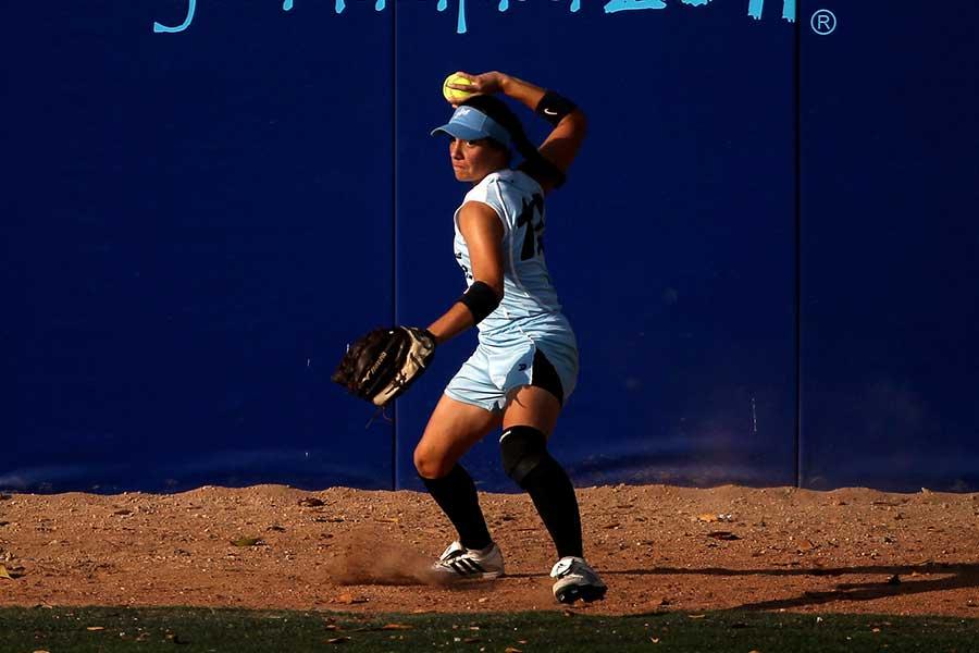 ソフトボール(写真はイメージです)【写真:Getty Images】