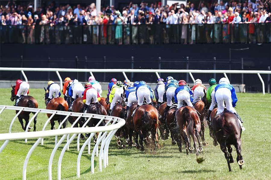 競馬の祭典、ドバイ国際招待競走が30日に開催(写真はイメージ)【写真:Getty Images】