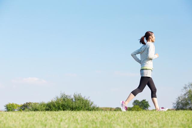 東京都区部のジョギング・ランニング実施率は10%を超える