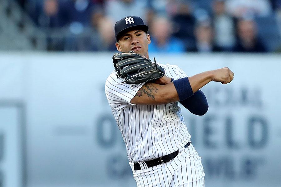 ヤンキースのグレイバー・トーレス【写真:Getty Images】