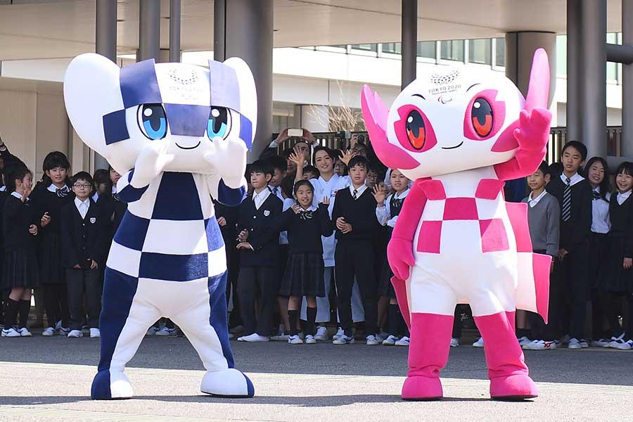 2020年東京五輪・パラリンピックの組織委員会が子ども向けウェブサイトを開設【写真:Getty Images】