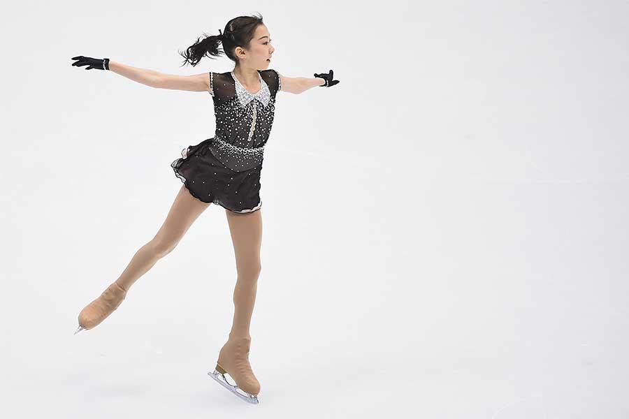 エリザベート・トゥルシンバエワ【写真:Getty Images】