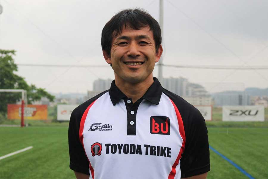 小野澤さんはイタリア戦について「勝つべくして勝った試合」と評した【写真:編集部】