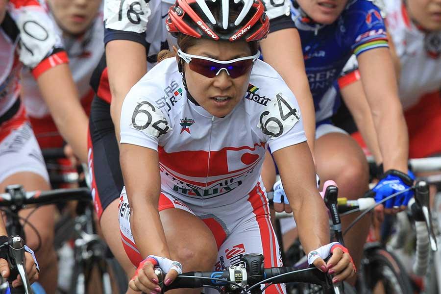 日本人女性プロ第1号として、走り続けた沖美穂【写真:Getty Images】