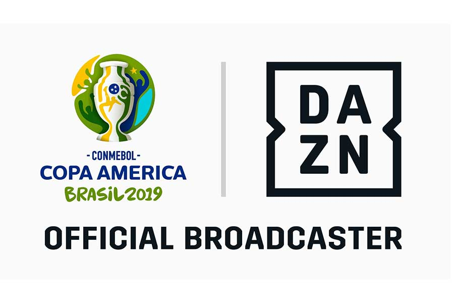「DAZN」がコパ・アメリカ2019の2試合無料配信を決定【写真提供:DAZN】